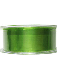 Low Stretch Green Monofilament Fishing Line 100 meters (0.094-0.40)