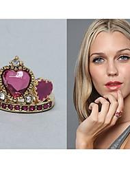 формальных глазури корону форму кольца