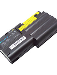 batterie pour IBM ThinkPad T30 02k7034 02k7037 02k7038 02k7050 02k7051 02k7073