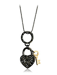 Любовь ключевых ожерелье