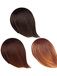 Headband Type Synthetic Side Hair Bang 3 Colors Available
