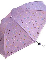 belle parapluie portable plié
