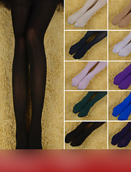Thinner-Looking Opaque Swan Fleece Full Body Pantyhose(More Colors)