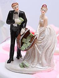 """toppers gâteau """"de réserve de trésorerie"""" topper gâteau"""