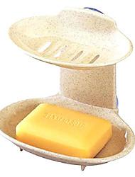 à double couche contenant de savon