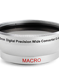 Professional 46mm 0.45x Wide Angle and Macro Conversion Lens