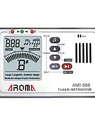 ein kompaktes Element von Tuner und Metronom
