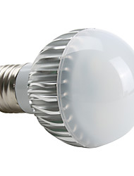 E26/E27 4 W 4 High Power LED 360 LM Natural White G Globe Bulbs AC 220-240 V