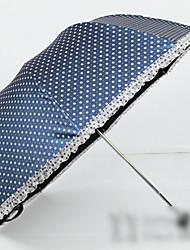 bonito ponto de dobramento guarda-sol guarda-chuva