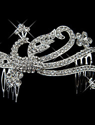 Women's Alloy Headpiece - Wedding/Special Occasion Hair Combs