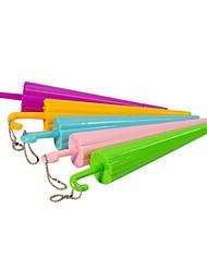 Umbrella Shaped Ball Pen (Assorted Colors)