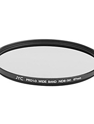 Genuine JYC Super Slim High Performance Wide Band ND8 Filter 67mm