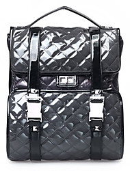 Argyle Coat Of Paint Travelling Backpack(30cm*10cm*37cm)