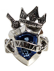 Jewelry Inspired by Reborn! Xanxus Varia Anime Cosplay Accessories Ring Blue Alloy / Artificial Gemstones Male