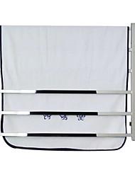 "Handtuchwärmer Edelstahl Wandmontage 600 x 800 x 110mm (23.6 x 31.4 x 4.33"") Edelstahl Modern"