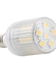 4W E14 LED Mais-Birnen T 27 SMD 5050 300 lm Warmes Weiß AC 220-240 V
