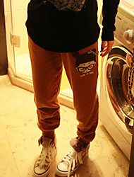 occasionnels pantalons de sport