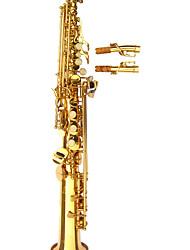 hanbang - (HB-8050), sax soprano con custodia morbida (fino a F # acuto)