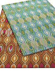acrylique tapis tufté avec motif floral 4 '* 6'