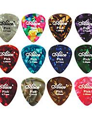 Алиса AP-гитара многоцветной целлулоид поднимает 600-пакет
