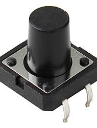 TC-12ef такта переключатель для электроники DIY (20 штук упаковке)