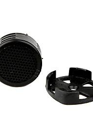 500W Mini Car Speakers, Black, 20cm-Cable Length, Pair