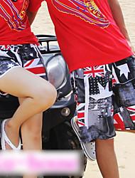 Basic Beach Couple Pants