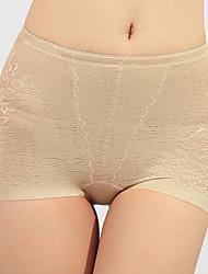 control de la cintura que forma las bragas de algodón con bordados (más colores) shaper lencería sexy