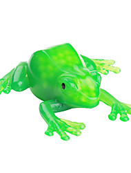 Rubber Frog Decompression Toy (Random Colors)