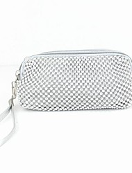 Gorgeous Aluminum package/ Purse/ Top Handle Bags/ Wristlets