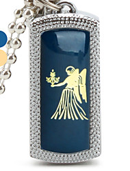 2GB Virgo Star Sign Style USB Flash Drive (Assorted Colors)