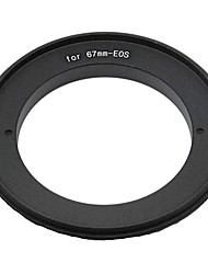 67mm Reverse Ring Adapter for Canon EOS Camera