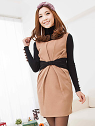 Vintage Vest Dress