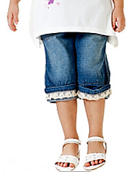 Summer Girls' Casual Jeans