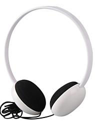 Estéreo de 3,5 mm km-250 sobre o ouvido fone de ouvido com microfone