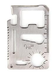 Coltello tascabile multifunzione (Knife Edge / cacciavite / righello / vite chiave / altro)