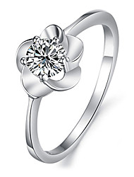 с платиновым напылением великолепные женские кольца