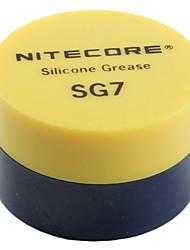 nitecore sg7 силиконовой смазки для обслуживания фонарик (5г)