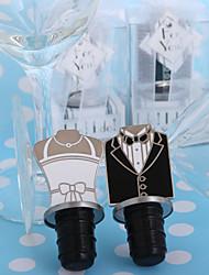 i do! i do! Braut und Bräutigam Flaschenverschlüsse (Satz 2)