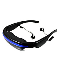 Karlton 2 - 320k Pixels Mobile Theatre /Cinema Eyewear with 50 Inch Virtual Screen