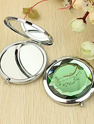 Personalized Make Up Compact - Best Wishes (More Colors)