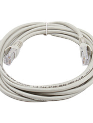 ethernet cable de red (3 m) (color al azar)