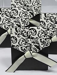 Стильные коробки, с принтом (набор из 12 шт.)