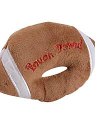 gran estilo el labio mascota chirriante de juguete para perros (13 x 8 cm)
