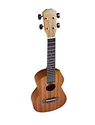 yadars - ukulele concerto de mogno