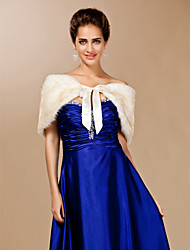 Party/Evening Feather/Fur Coats/Jackets Fur Wraps