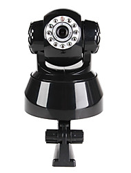 Ultra Low Price Wireless IP Suverillance Camera with Angle Control and Night Vision(M-JPEG,Pan/Tilt)