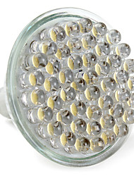 Spot LED Blanc Chaud MR16 GU5.3(MR16) 48 Dip LED 180 LM V