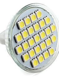 GU5.3 4 W 27 SMD 5050 300 LM Natural White MR16 Spot Lights V