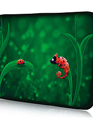"Ladybug Baby Neoprene Laptop Sleeve Case for 10-15"" iPad MacBook Dell HP Acer Samsung"